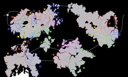Great Eberron World