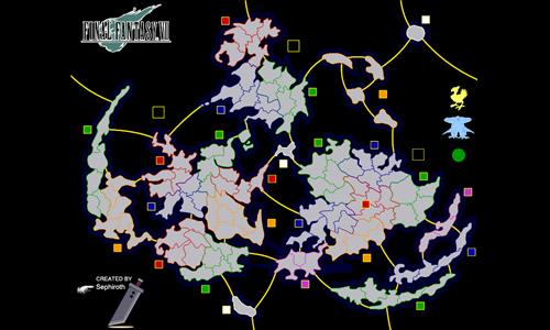 Final Fantasy Vii Warzone Better Than Hasbro S Risk Game Play